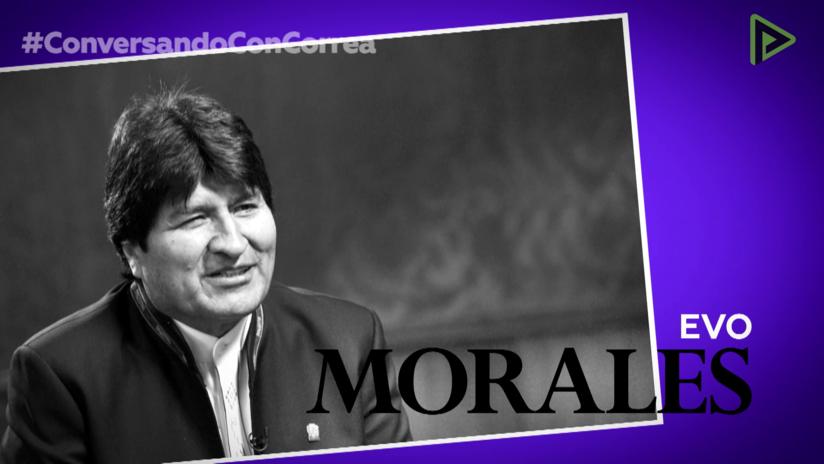 """Evo Morales a Correa: """"El capitalismo y el imperialismo son el peor enemigo de la humanidad"""""""