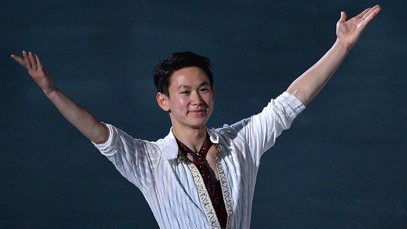 Apuñalan a muerte al patinador Denis Ten, ganador de un bronce en los JJ.OO. de Sochi