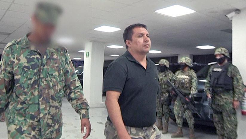 Miguel Treviño, el 'Z-40', sale de prisión en México para ser extraditado a EE.UU.