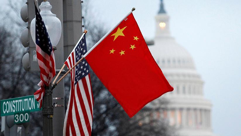 """EE.UU.: """"Estamos en un juego de suma cero entre China y el resto del mundo"""""""