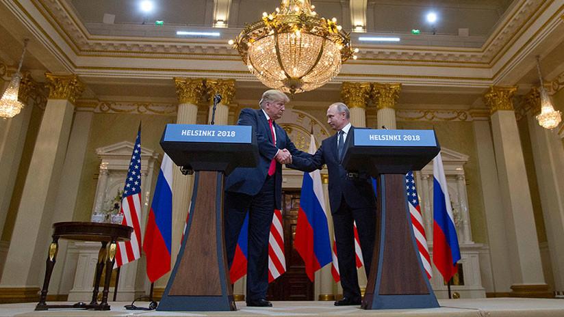 Trump acepta que Rusia interfirió en elecciones de 2016