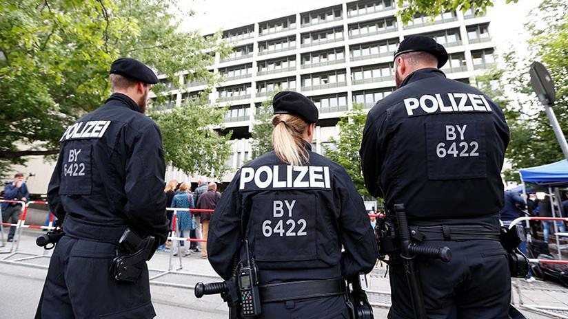 Doce heridos en un ataque con arma blanca en Alemania