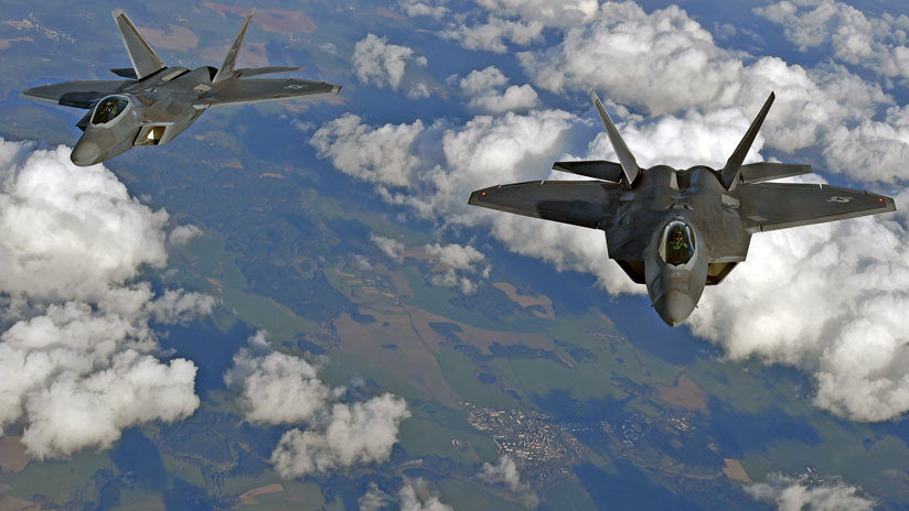 ¿Adiós a los aviones de combate furtivos?