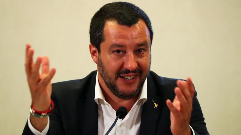 Ministro del interior italiano responde a periodista que for Ministro del interior actual