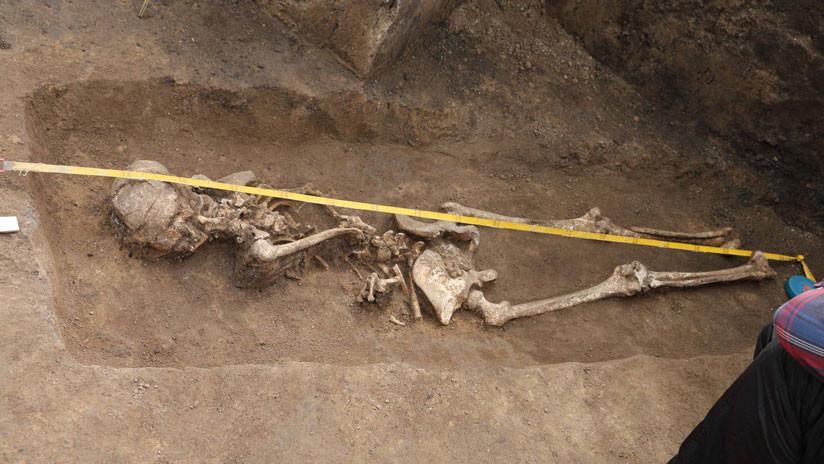 """""""Era diferente"""": Restos de una 'bruja' son hallados en un sitio funerario antiguo (FOTOS)"""