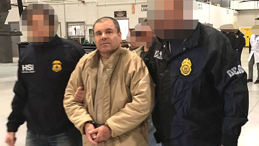 "El abogado del 'Chapo' Guzmán parafrasea a Trump para pedirle que libere a ese ""respetado granjero"""