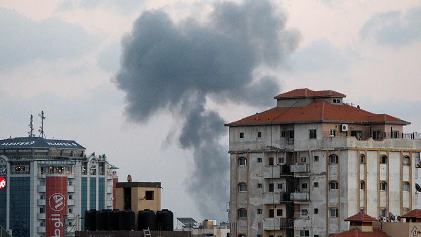 """Tel Aviv: Una operación militar """"dolorosa y a gran escala"""" se cierne sobre Hamás"""