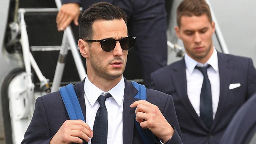 """""""Gracias, pero yo no jugué"""": un futbolista de la selección de Croacia rechaza la medalla del Mundial"""