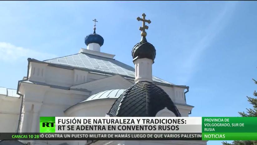 Fusión de naturaleza y tradiciones: RT se adentra en conventos rusos