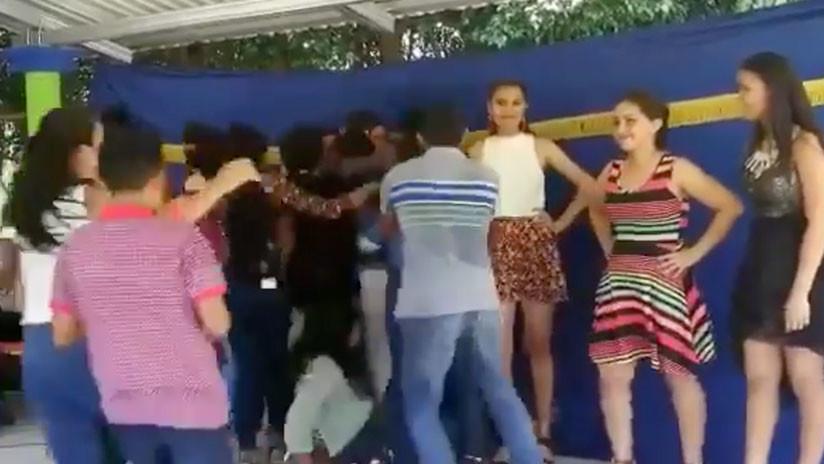 VIDEO VIRAL: El 'trágico' final de un concurso de belleza luego de conocerse a la ganadora