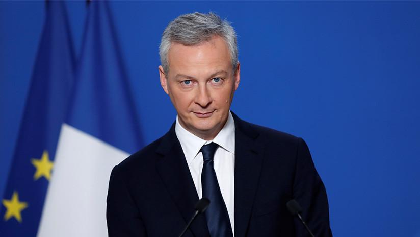 """Francia arremete contra la """"guerra comercial de EE.UU. regida por la ley de la jungla"""""""