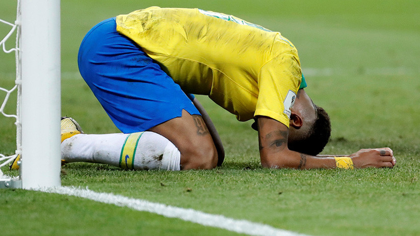 Creen Que Quiero Estar Sufriendo Faltas A Toda Hora Neymar