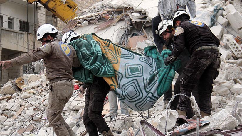¿Por qué Israel evacuó a los Cascos Blancos de Siria?