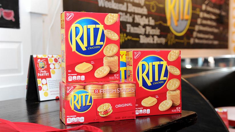 Retiran productos de la marca Ritz