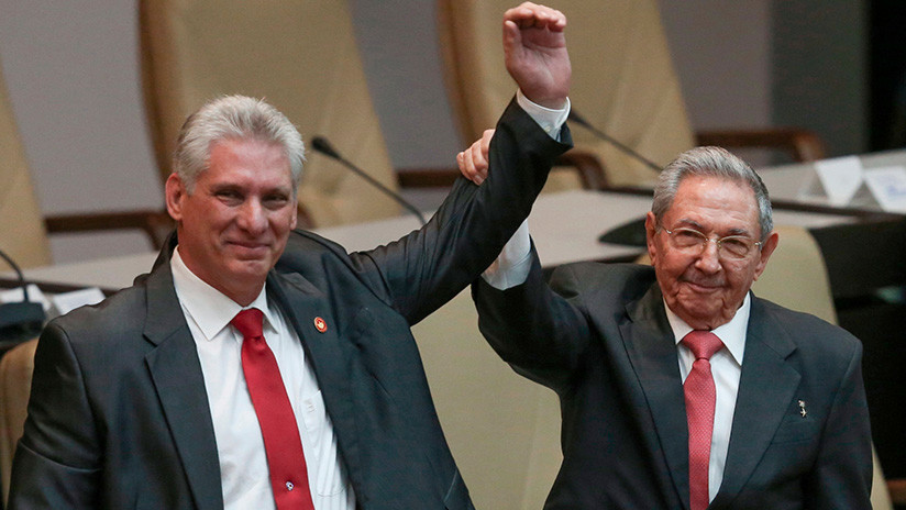 El presidente de Cuba compara el embargo estadounidense contra la isla con 'El dinosaurio'