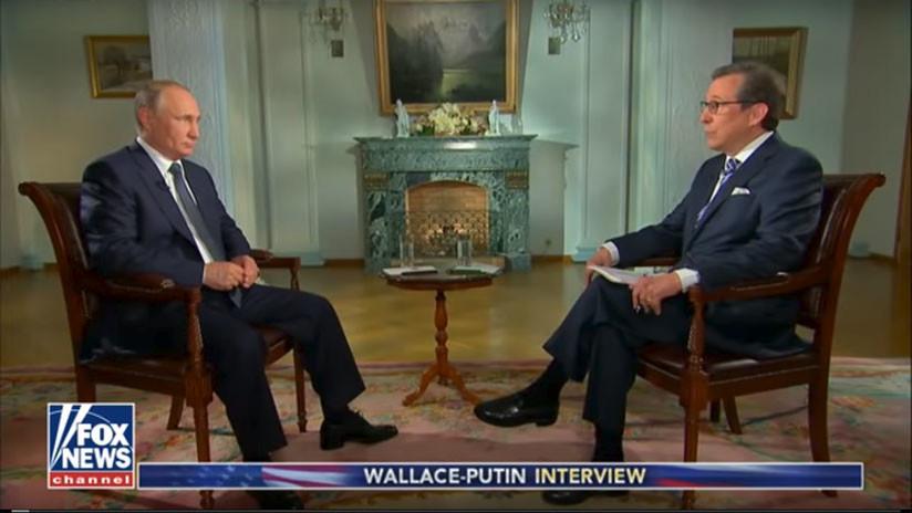 """""""¿Por qué no?"""": El presentador de Fox News que entrevistó a Putin se va de vacaciones a Rusia"""