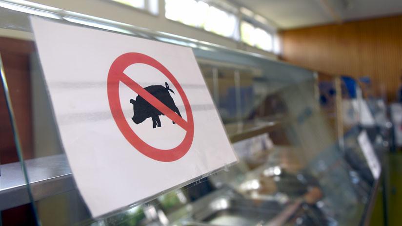 La guerra comercial deja a EE.UU. 'entrado en carnes'