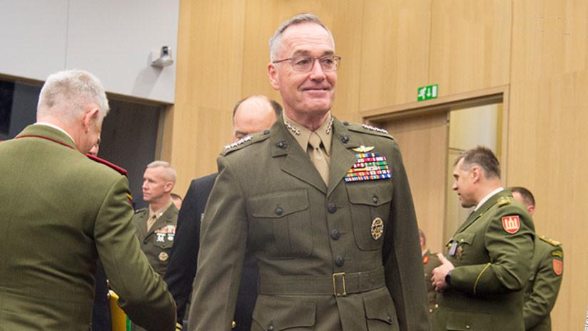 Un alto general revela cuántas tropas tiene EE.UU. en el extranjero