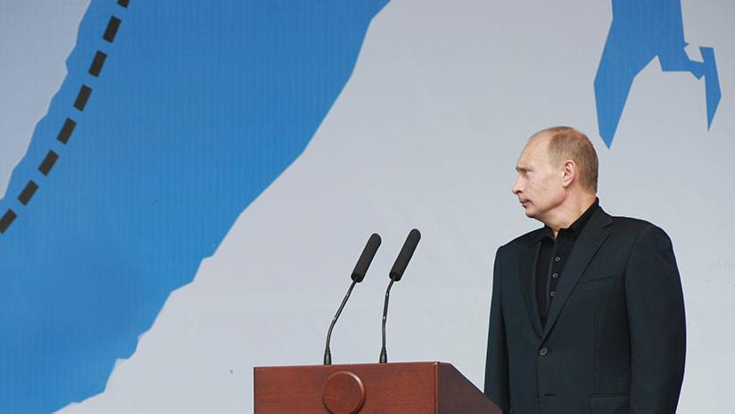 Putin apuesta por construir el puente más largo del mundo