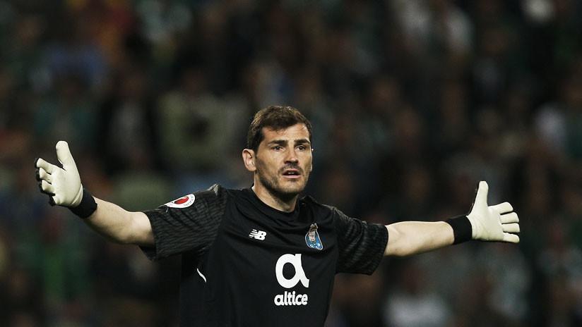 ¿Nos la colaron?: Iker Casillas pone en duda que los estadounidenses pisaran la Luna
