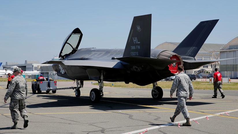 El Congreso de EE.UU. suspende la entrega de cazas F-35 a Turquía