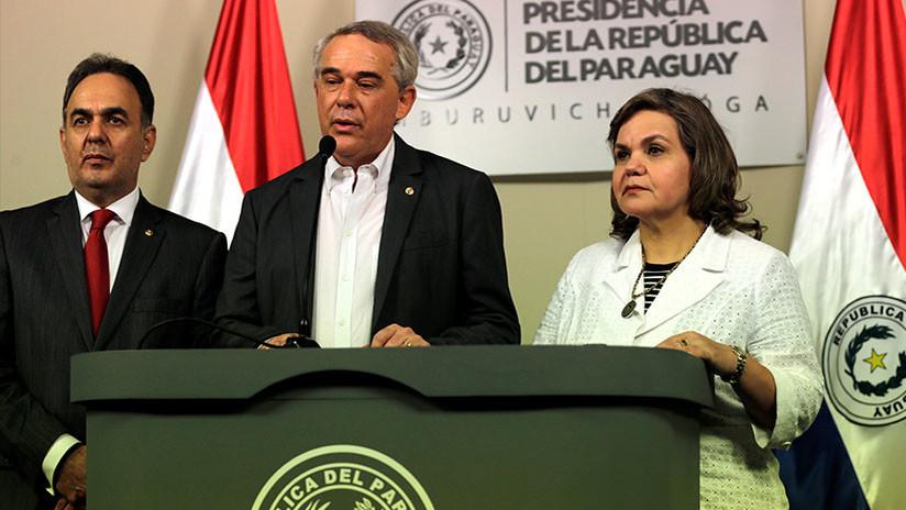 Paraguay: desapareció una avioneta en la que viajaban miembros del gobierno