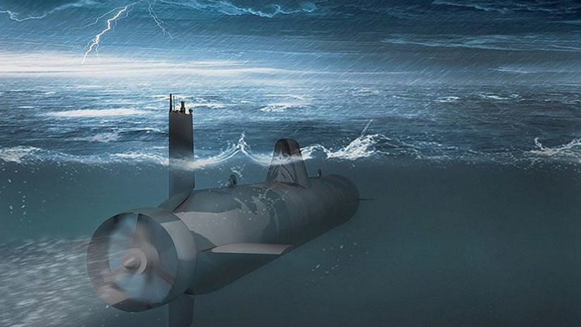 Guía de los robots submarinos más clasificados de Rusia