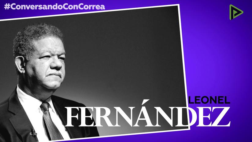 """Leonel Fernández a Correa: """"No hay conexión entre la universidad y la sociedad en sentido general"""""""