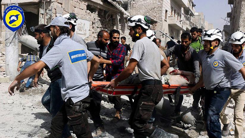 Al Assad: Los Cascos Blancos son la máscara de Al Qaeda y del Frente Al Nusra