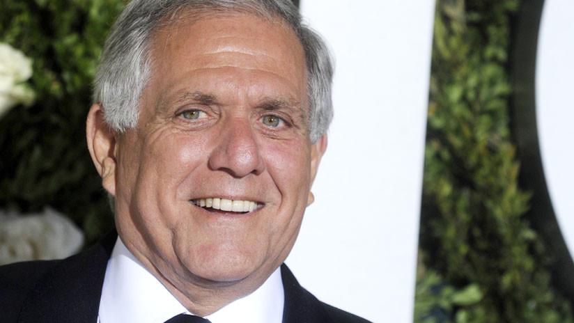 Seis mujeres acusan al presidente de la cadena de televisión CBS por conducta sexual inapropiada