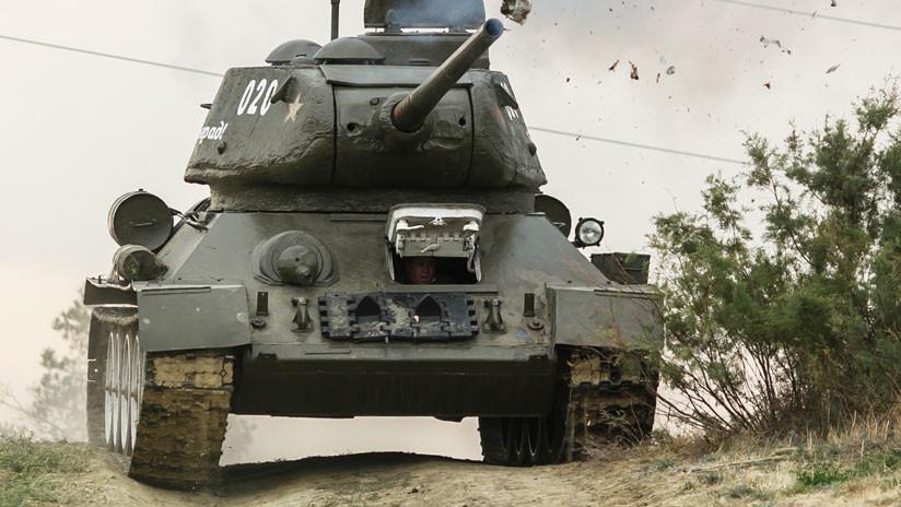 El Ejército Rojo 'vuelve' a Ucrania
