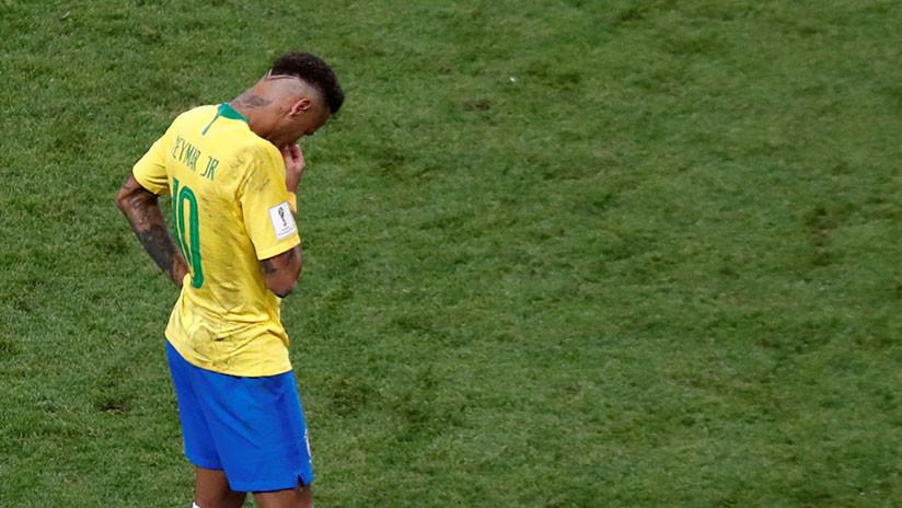 Neymar admite que a veces exagera su sufrimiento en la cancha