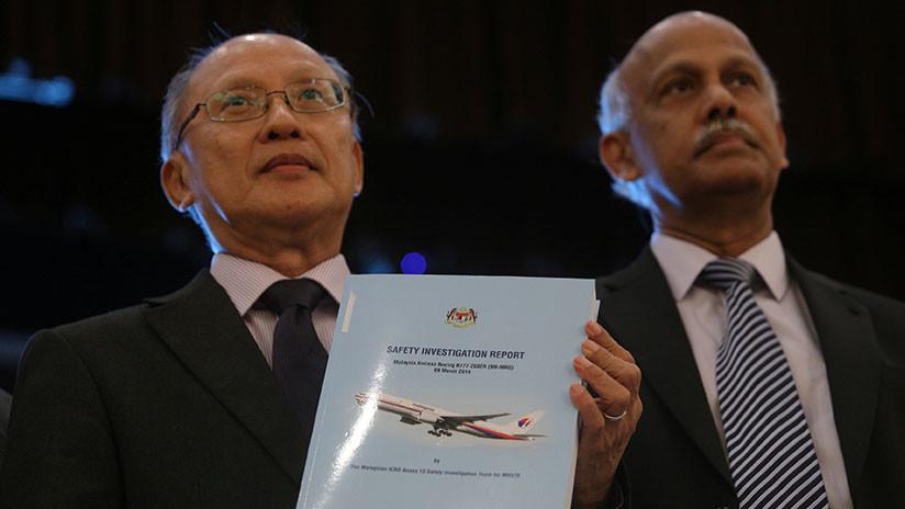 """Informe sobre el MH370: """"No se excluye la posibilidad de intromisión de terceros"""""""