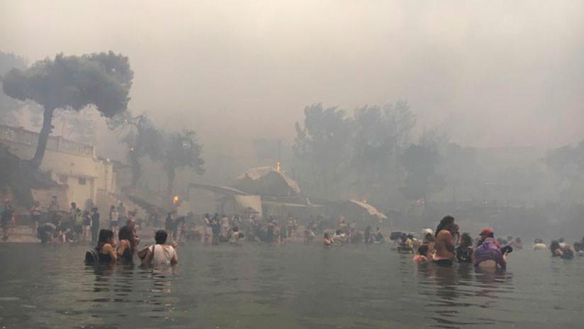 Suben a 92 los muertos por incendios forestales en Grecia 5b5f0a1608f3d9544a8b4567