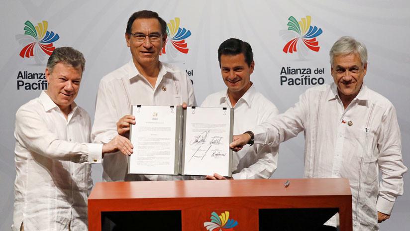 Atrapada en el fuego cruzado de la guerra comercial: ¿Hacia dónde va la Alianza del Pacífico?