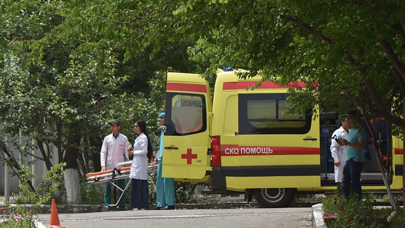 FUERTES IMÁGENES: Publican el video del asesinato de varios turistas extranjeros en Tayikistán