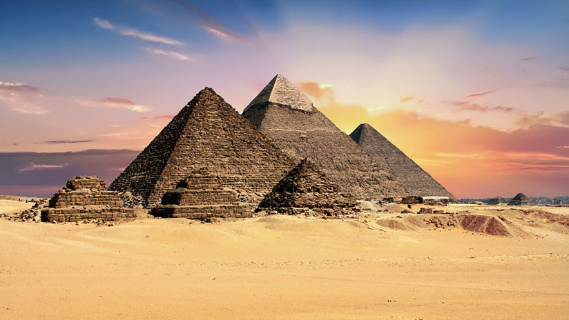 Pirámide de Guiza genera energía electromagnética