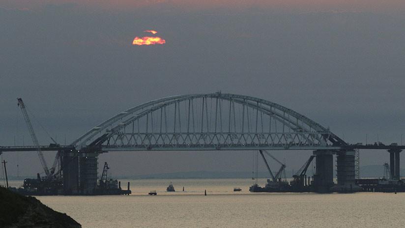 """""""Las nuevas sanciones de la UE por el puente de Crimea van en contra de los habitantes de la región"""""""