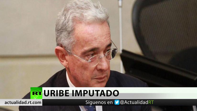 Citan al expresidente colombiano Álvaro Uribe para que declare como imputado