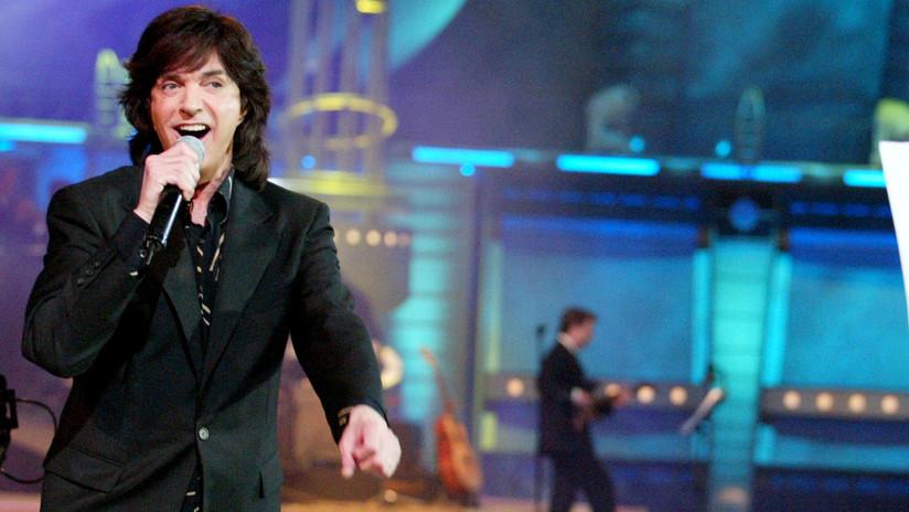 Hospitalizan de urgencia en Madrid al cantante Camilo Sesto