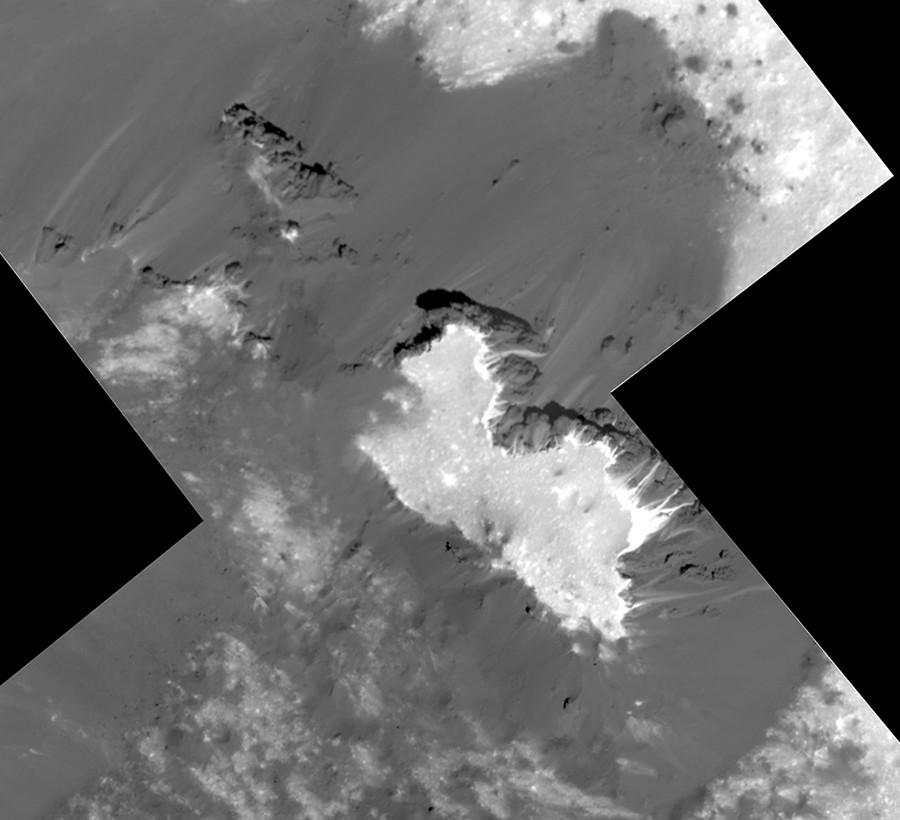 Nasa revela imágenes al planeta enano Ceres