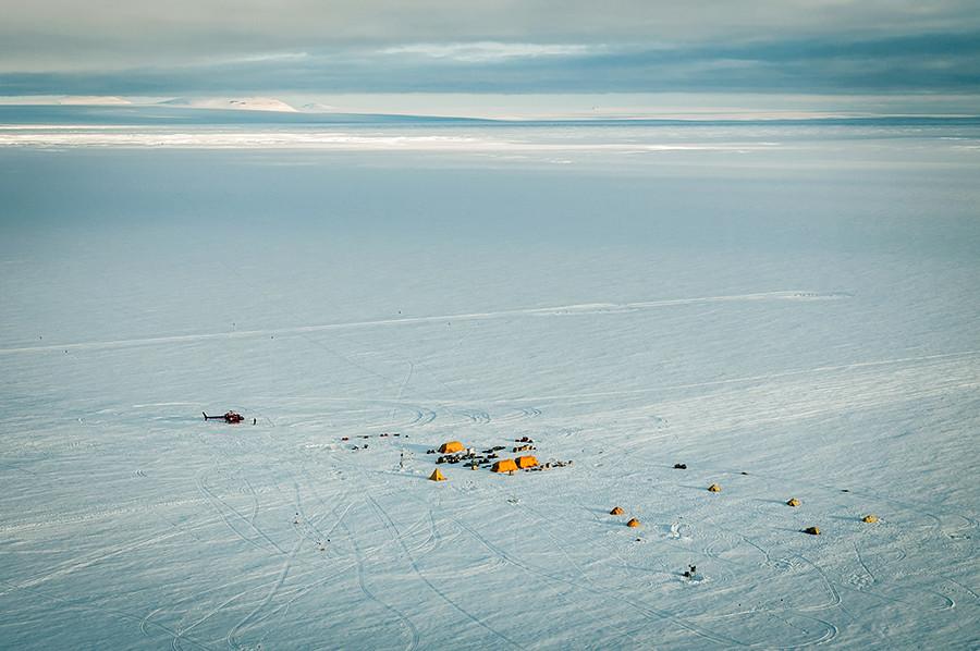5b414721e9180f72488b4569 ¡Alerta! Registran actividad volcánica bajo el glaciar de la Antártida que se derrite más rápido
