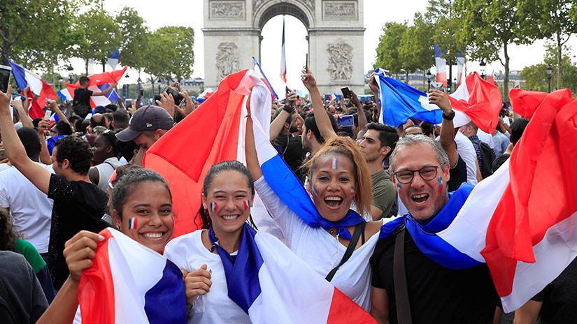 Francia: ¡bicampeón del mundo! Se lleva la Copa