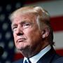 El presidente de EE.UU., Donald Trump