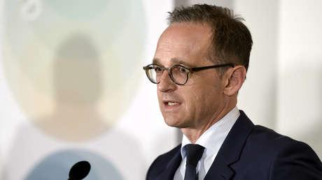 Heiko Maas, el ministro de Exteriores de Alemania