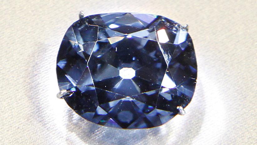 Revelan el secreto de los diamantes azules, el enigma 'más profundo' de la Tierra