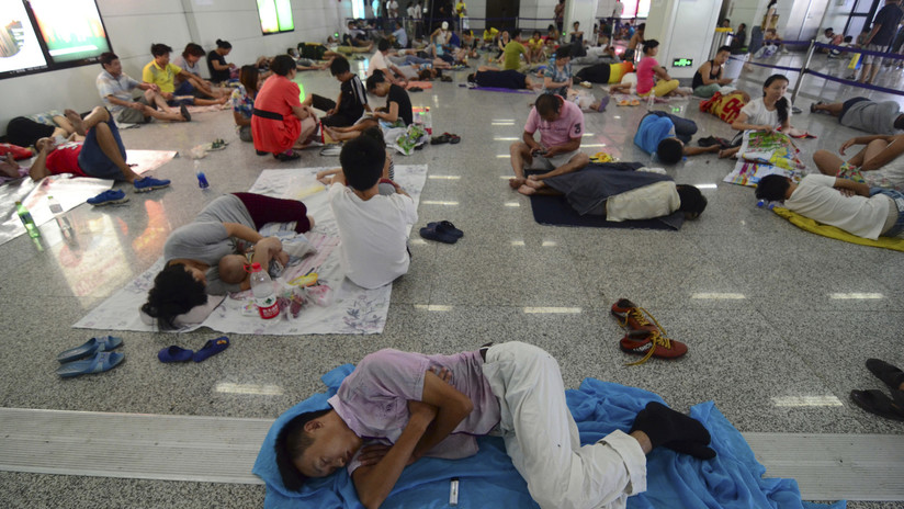 Advierten que una de las principales regiones de China sería inhabitable por olas de calor mortales