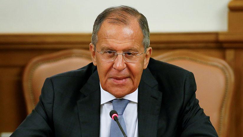 """Lavrov: """"Da risa cuando hablan de los intentos de socavar la democracia de EE.UU. con memes"""""""