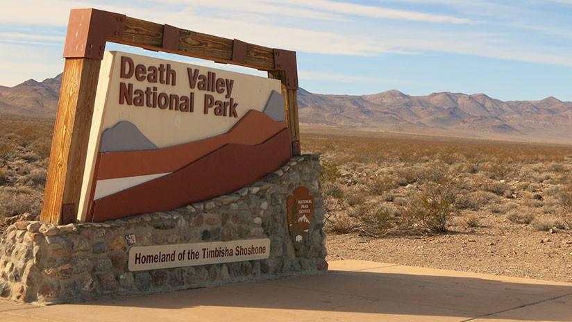 El Valle de la Muerte marca el mes más caluroso jamás registrado sobre la Tierra