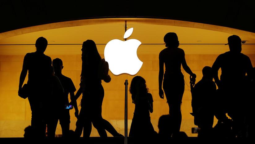 Apple bate un récord al alcanzar su valor el billón de dólares